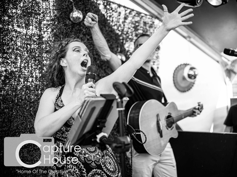 Acoustic wedding band in hertfordshire